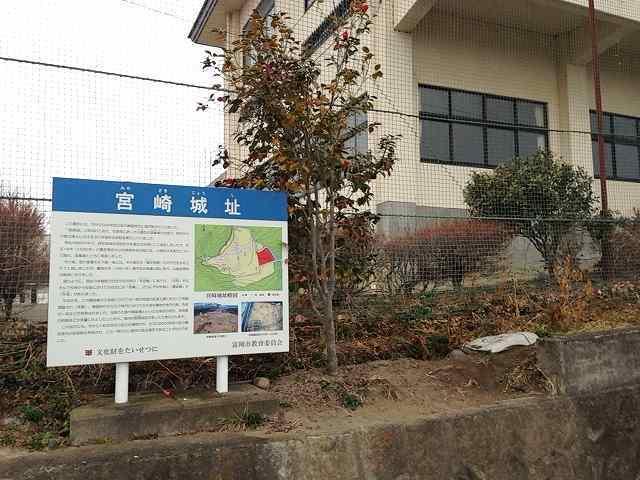 宮崎城と西中学校校舎.jpg