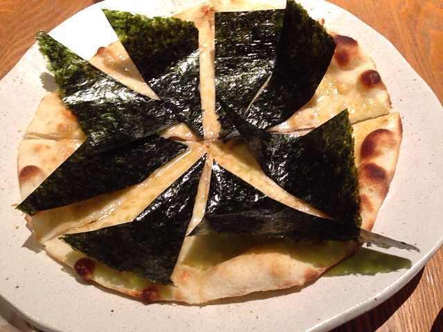 海苔とチーズの醤油ピザ.jpg