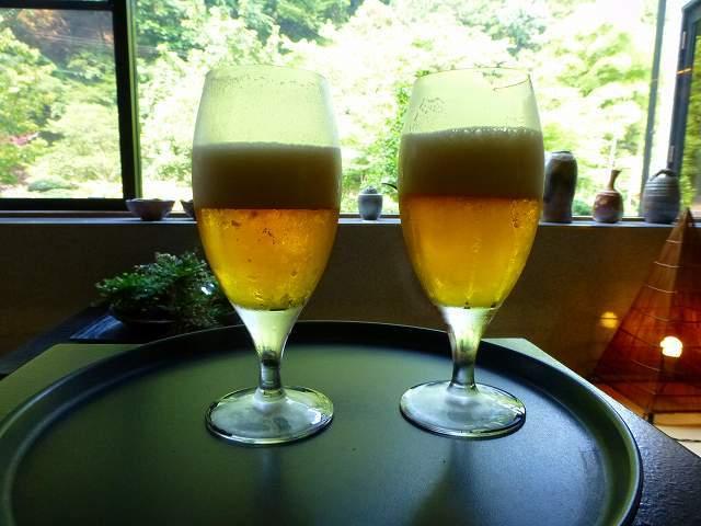 湯上りに生ビール.jpg