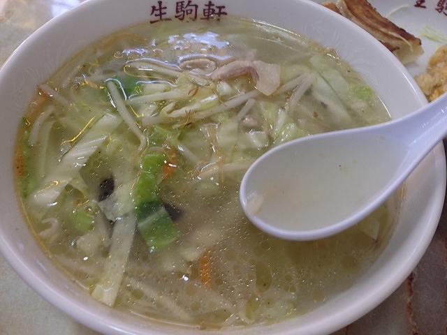 野菜スープです.jpg